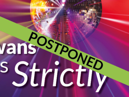 Strictly postponed FB cover
